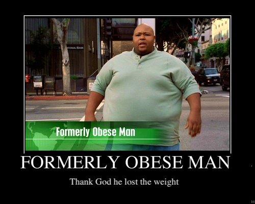 Funny fat ass